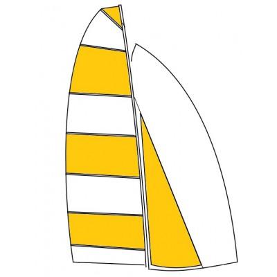 Hobie Cat 15 sails