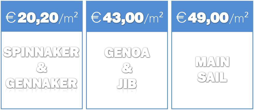 sailmaker prices