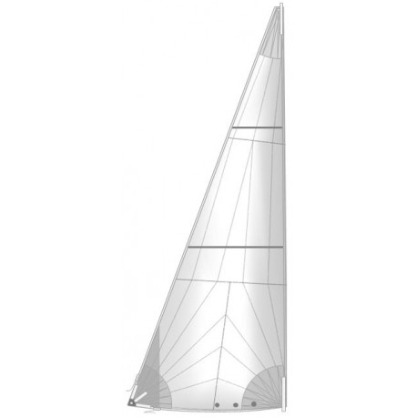 furling main sail