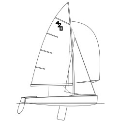 420 - Voiles adaptables