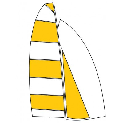 voiles Hobie Cat 16