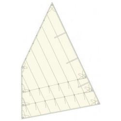 Lug sail
