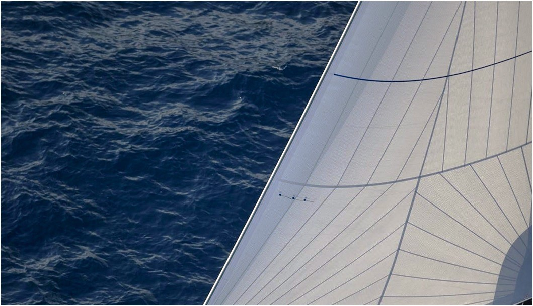 Sailmakers - mainsail genoa spinnaker