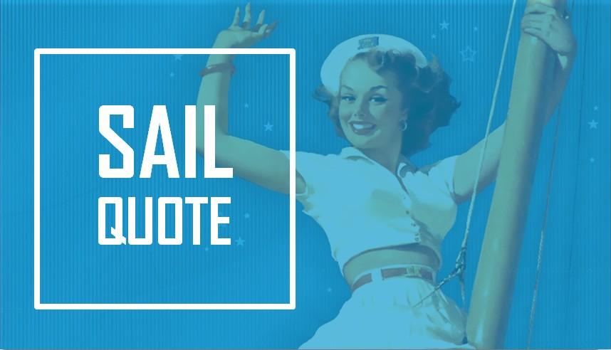 Sailmakers online sails quotes